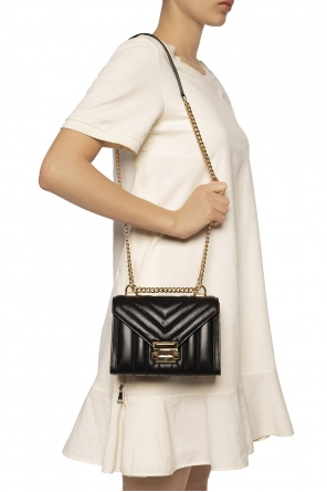 'whitney' quilted shoulder bag od Michael Kors